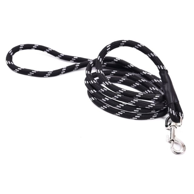 Nylon Pet Leash 165cm Long Small Dog Leads Walking Training Puppy Cat Leash