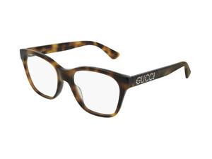 920f978fe8 Image is loading glasses-Frames-Gucci-havana-GG0420O-color-code-002