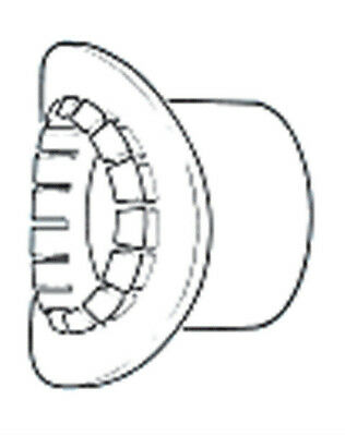 """1.1//2/"""" BIG BOSS WHITE PIPE ADAPTOR FOR WASTE PIPE BB2//WH 40MM"""