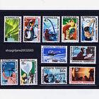 1966 - Australia Australian Antarctic Territory AAT - definitive set of 11 - MNH