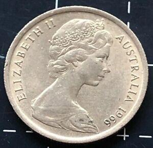 1966-AUSTRALIAN-5-CENT-COIN-EF