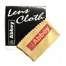 Abbey Lentes paño de limpieza - binoculares gafas visores spectacles