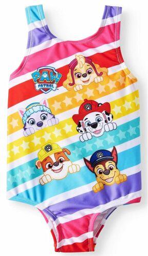 3T or 4T $30 Bathing Swim Suit Toddler/'s 2T PAW PATROL SKYE NICKELODEON UPF-50