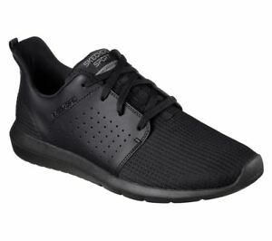 in di uomo Athletic Foreflex da e allenamento Sneaker Skechers da uomo da nero da passeggio CwPXxqOp