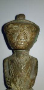 deux-figurines-bronze-Afrique-de-l-039-ouest