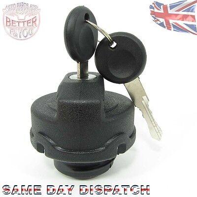 Fuel Petrol Locking Tank Filler Cap + 2 Keys Lockable for VW PASSAT B5 1991-2002