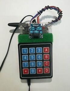 Details about DIY Arduino based GSM Phone for Outgoing Incoming Calls for  Final Year Project