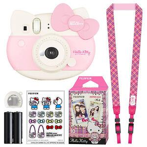 Image Is Loading Fuji Instax Mini Hello Kitty Fujifilm Instant Film