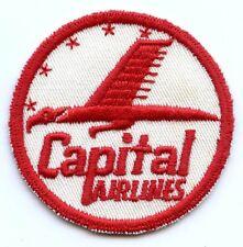 1950's Capital Airlines Uniform Patch