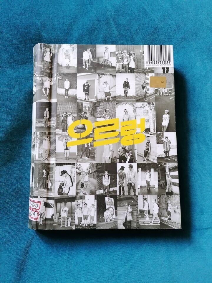EXO : Vol. 1 Repackage - XOXO (kiss version), pop