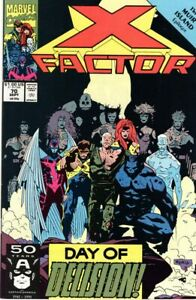 X-Factor-070-Nm-Marvel-comic