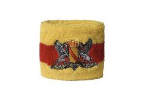 Schweisband-drapeau-drapeau-Allemagne-Grand-duche-de-Bade-2er-set-7x8cm-Bracelet