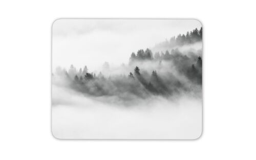 Misty Forest Mouse Mat Pad Tree/'s Forrest Student Office Gift Computer #14165