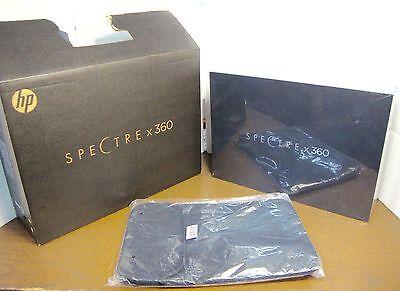 "HP Spectre x360 13-4103dx 13.3"" (256GB, Intel Core i7 6th Gen) MULTI TOUCH New!"
