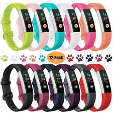 Compatible for Fitbit ALTA Bands Ace Kids Small Multi Combo Color 12 Pack Sport