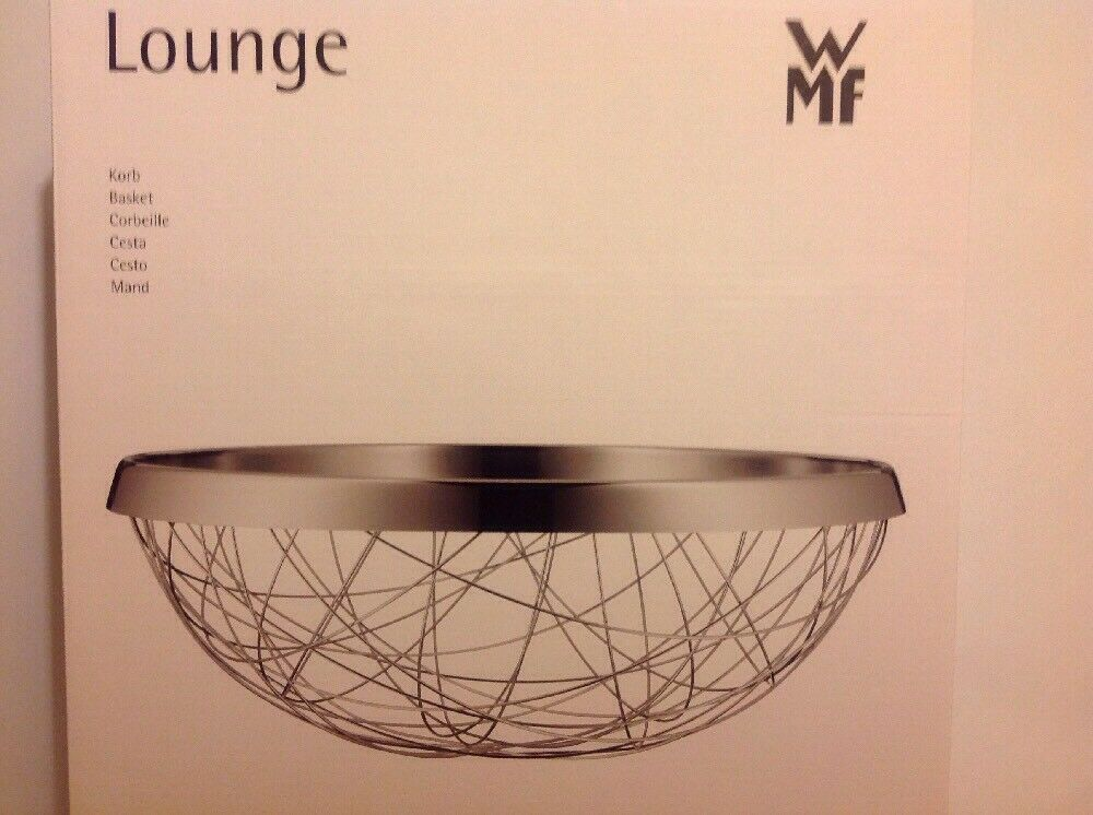 WMF Living Lounge Chaos Basket, 11-3 4-Inch