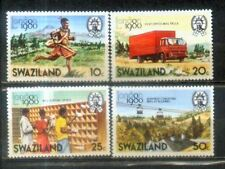 1980 Swaziland Nice  Stamps Complete Lot 2 MNH