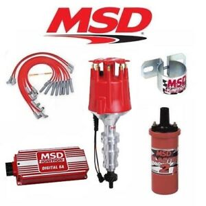 msd 90251 ignition kit digital 6a distributor wires coil ford fe 360 Ford Coil Connector details about msd 90251 ignition kit digital 6a distributor wires coil ford fe 360 390 427 428