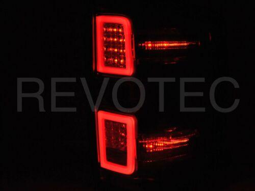 2014-2018 Chevy Silverado LT LTZ WT 1500 2015 2500HD 3500HD G4 LED Tail Lights