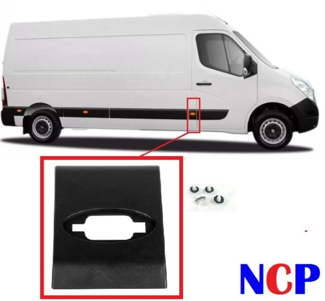 RENAULT MASTER III 3 mk3 OPEL MOVANO B 10-barra laterale sinistra 768570130r