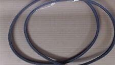 set of 2 07200429 Genuine OEM Ariens Sno-Thro Attachment V-Belt