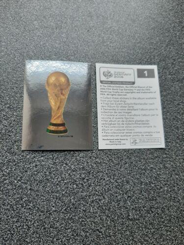 1 PANINI WORLD CUP 2006 NR