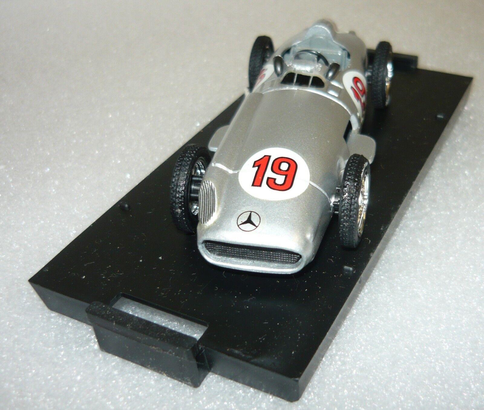 Pfuit s006, MERCEDES W 196, Karl King, GP Germanie Germanie Germanie 1954,  19, Lim., 1 43, neu&ovp 9ef5f0