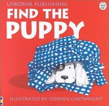 Find the Puppy (Rhyming Board Books)