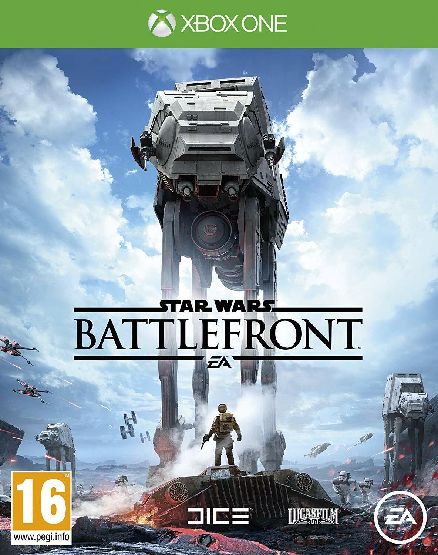 Star Wars Battlefront Xbox One Brand New Fast - jeu StarWars