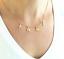 Personalized-Initial-Letter-Name-Necklace-Pendant-Choker-Custom-Women-Jewelry thumbnail 2