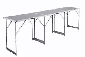 Caractère tavolo pieghevole cm a persone