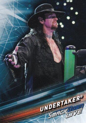 2019 TOPPS WWE SMACKDOWN Live Cox #60 Undertaker