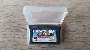 Super-Mario-World-Super-Mario-Advance-2-GBA-Game-Boy-Advance-Gameboy