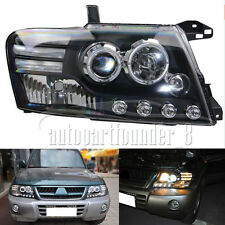 Headlight With LED And Projector For 2000-2008 Mitsubishi Montero Pajero V73