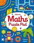 Maths Puzzles Pad by Sam Smith (Paperback, 2016)