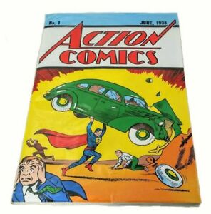 Loot-Crate-exclusive-Action-Comics-Superman-1-comic-brand-new-sealed-reprint