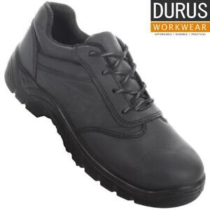 Protezione Durus In Workwear Punta Uniforme Sicurezza Acciaio Allacciate Liscio SXSvrf