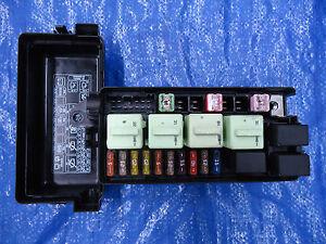 2007 2015 mini cooper r55 r56 r58 engine fuse module relay. Black Bedroom Furniture Sets. Home Design Ideas
