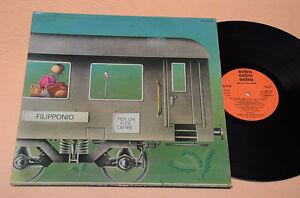 FILIPPONIO-LP-1-ST-ORIG-ITALY-PROG-1977-EX-GATEFOLD-COVER
