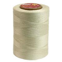 599star 100% Cotton Machine Quilting Sewing & Crafting Threadeggshell Cream