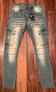 Vestiti Eleganti Versace.Versace V1969 Studio De Vestiti Eleganti Slim Fit Jeans 36 X 32