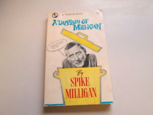 Acceptable-By-Spike-Milligan-A-Dustbin-Of-Milligan-Reprint-Paperback-Spi