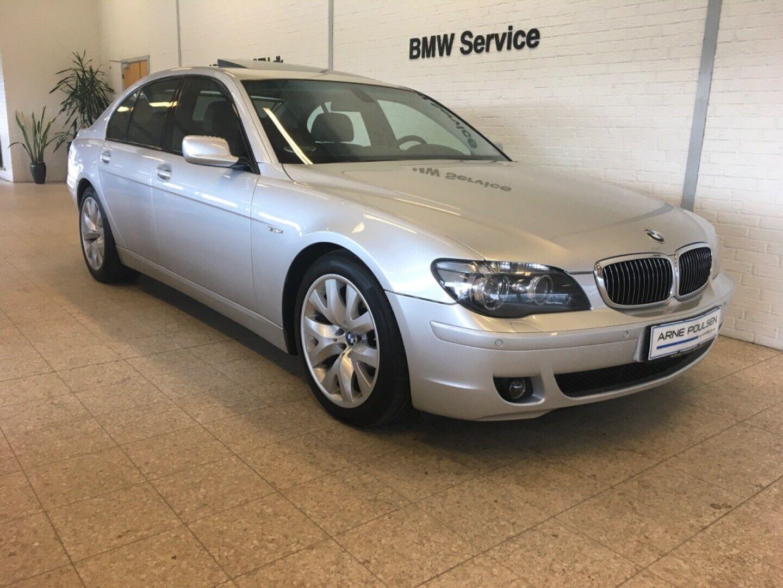 BMW 740i 4,0 aut. 4d