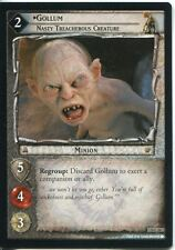 Lord Of The Rings CCG Card BohD 5.C24 Gollum, Nasty Treacherous Creature