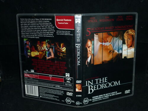 1 of 1 - IN THE BEDROOM (DVD, MA 15+)