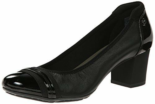 AK Anne Klein Sport Damenschuhe Guardian Leder Dress Pump- Select SZ/Farbe.
