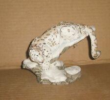 National Wildlife Snow Leopard figurine