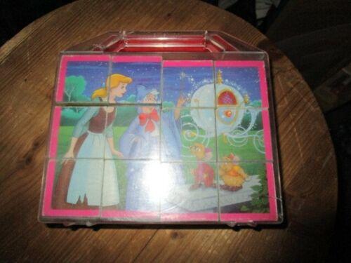 Puzzles & Geduldspiele Puzzel Würfel im Koffer Kinder