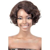 Motown Tress Human Remy Hair Full Wig - Hr. Elin