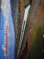 Calendario Treni Tutto Treno 1998 - Foto E 656 ALn 663 ETR 250 - Tr.19